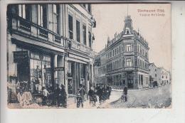 4200 OBERHAUSEN, Friedrich Karl Strasse,, Unten Links Papiermangel - Oberhausen