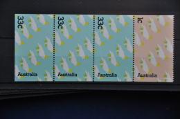 M 275 ++ AUSTRALIA 1985 BIRDS KAKETOE BOOKLET++ MNH - NEUF - POSTFRIS - 1980-89 Elizabeth II