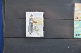M 277 ++ AUSTRALIA 1985 NURSE BICYCLE ++ MNH - NEUF - POSTFRIS - 1980-89 Elizabeth II