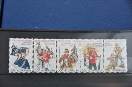 M 278 ++ AUSTRALIA 1985 UNIFORMS ++ MNH - NEUF - POSTFRIS - 1980-89 Elizabeth II