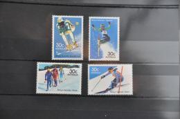 M 286 ++ AUSTRALIA 1984 SPORTS SKIING ++ MNH - NEUF - POSTFRIS - 1980-89 Elizabeth II