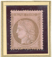 N°54 PIQUAGE TIMBRE NEUF  SIGNE A VOIR!!!!!!!!!!!! - 1871-1875 Ceres