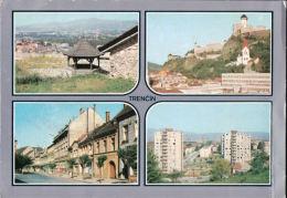 Trencin - Mehrbildkarte - Slowakei