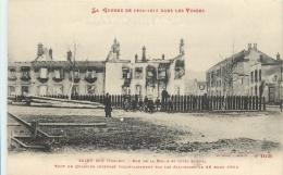 SAINT DIE LA GUERRE DANS LES VOSGES  EDTION WEICK 11134 CITES STIFFEL - Saint Die