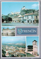 Trencin - Mehrbildkarte Nr. 2 - Slowakei