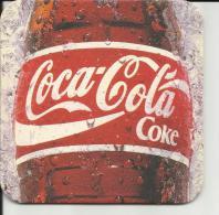 Sous Bock Coca-Cola - Beer Mats