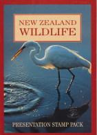 """ANTARCTIC, NEW ZEALAND, Presentation Pack, Michel-No. 1511/16 """" Animals """", Look Scans !! - Antarctische Expedities"""