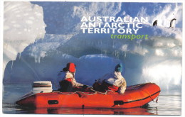 ANTARCTIC, AAT , Presentation Pack, Michel-No. 115/18 MNH, Look Scans !! - Antarctische Expedities
