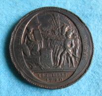 Monneron De 5 Sols Au Serment (An IV), 3e Type 1792 - 1789-1795 Monnaies Constitutionnelles