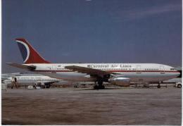 Thème -  Avion - LJM 15 7/94c - Carnival Air Lines Airbus A 300B4 N221 EA Miami FI 05/94 - 1946-....: Moderne