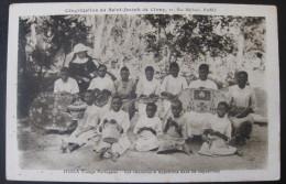 Huila (Congo Portugais), La Vannerie Si Appréciée Dans Les Expositions - Congrégation De Saint-Joseph De Cluny - Congo - Brazzaville