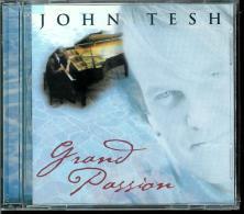 JOHN  TESH  * GRAND PASSION * - Instrumental
