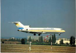 Thème -  Avion - PI Leconte 832 - EAS Europe Airlines Boeing 727 200 F GCGQ - 1946-....: Moderne