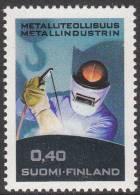 "SF 652 ""Metallindustrie"" **/MNH - Finlandia"