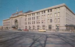 C. N. R. Union Station, Winnipeg, Manitoba, Canada, 40´s-60´s - Winnipeg