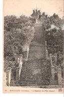 Houlgate (Dozulé-Calvados)-L'Escalier Du Petit Manoir-Edit. ND Photo. - Houlgate