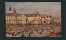 POLOGNE - VARSOVIE - WARSZAWA - Salon Kulikowskiego - Polonia
