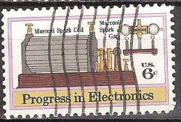 """UNITED STATES   #   STAMPS FROM YEAR 1973  """" STANLEY GIBBON 1505"""" - Used Stamps"""