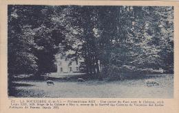 22074 LA BOUEXIèRE (I.et.V.) Préventorium Rey Parc Chateau Colonie Rey Colonies Vacances Rennes