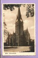 Allemagne - GIESSEN - Johanneskirche - Giessen