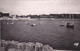22086 Larmor -baden -pen Lannic -9 Gaby Casier Peche Port - France