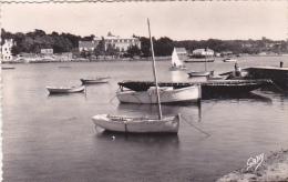 22089 LARMOR BADEN - Pen-Lannic Et Hôtel Du Grand Air - 5 Gaby -barque Pecheur Bateau Voilier