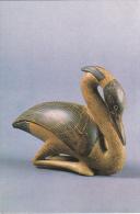 Perfume Bottle In Shape Of Heron Earthenware Greek 580-550 B C - Other