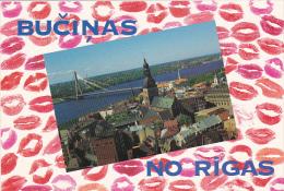 Latvia Kisses From Riga