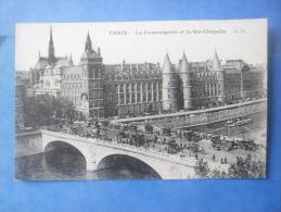 75-PARIS La Conciergerie - Monuments