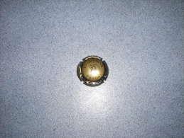 Capsules Ou Plaques De Muselet CHAMPAGNE BARONI - Champagne
