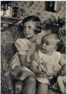 SAVOIA Le Principesse Maria Pia E Maria Gabriella Al Quirinale  NV  RARA LEGGI - Case Reali