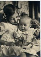 SAVOIA Le Principesse Maria Pia E Maria Gabriella Al Quirinale  VG  RARA LEGGI - Case Reali