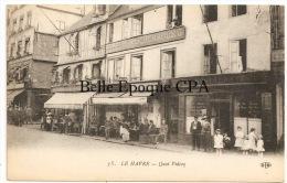 76 - LE HAVRE - Quai Vidcoq ++++ ELD, #75 ++++++++++ - Le Havre