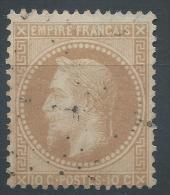 Lot N°23991    N°28B, Oblit - 1863-1870 Napoléon III Lauré