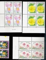 N° 2903/05  Floralies Gantoises 2000  Daté: 17-21-24/03/2000 + CU Voir Scan !!! - Hoekdatums