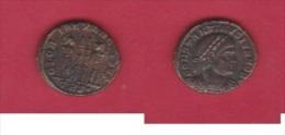 CONSTANTIN //  Nummus De Constantin //  Atelier TRS - 7. The Christian Empire (307 AD To 363 AD)
