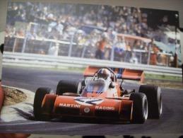 TECNO  F1 Pilota C.AMON - Grand Prix / F1