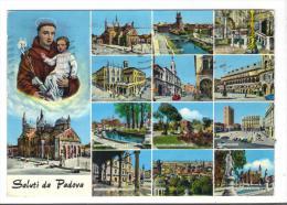 268/600 - ESTE Saluti Da .... , Viaggiata Nel 1968 - Padova