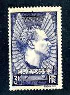 902e  France 1937   Yt.#338  M* No Gum   (catalogue €6.00) Offers Welcome! - Neufs