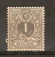 Nr. 43 ** MNH Postfris Zonder Plakker (zie Ook Scan 2) Met Mooie CENTRAGE ( = + 110 % ) ! Inzet Aan 3 € ! - 1869-1888 Lion Couché