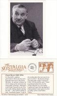 Postcard ERNEST BEVIN Labour Party Politician Minister Nostalgia Repro - People