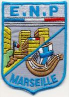 POLICE - ENP MARSEILLE - Police & Gendarmerie