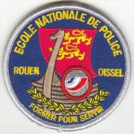 POLICE - ENP ROUEN OISSEL - Police & Gendarmerie
