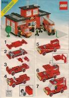 LEGO - LEGOLAND 6382 - PLAN NOTICE. - Plans