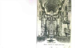 NAMUR (Belgique) - Intérieur De L'Eglise Saint-Loup - Namur