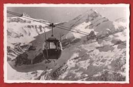BVD-10 Les Diablerets, La Perle Des Alpes Vaudoises, Télécabine. Non Circulé - VD Vaud