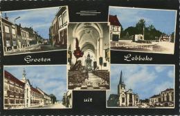 Lebbeke :  Groeten Uit  ( Geschreven Met Zegel ) - Lebbeke