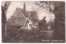 England - Suffolk - Felixstowe - Constable Cottage - 1904 - Non Classés
