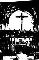 (851) France -  Saint Marcel Church Wooden Christ - Kirchen U. Kathedralen