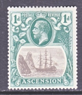 Ascension Island  11  * - Ascension
